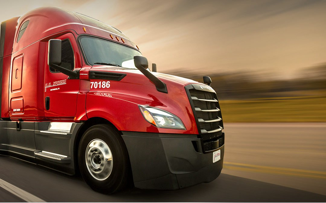 NEW Pay Increase of 13.5% for CDL OTR Truck Drivers!