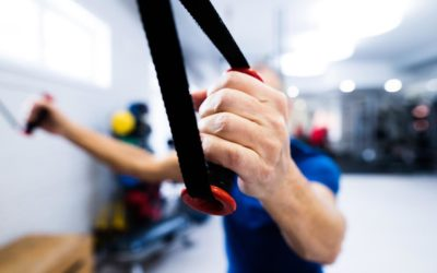 3 Simple Resistance Band Exercises for Truck Drivers