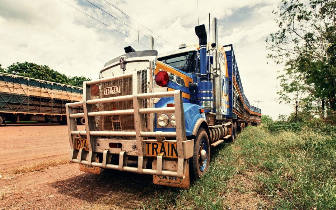 24 Most Startling Trucks Caught On Camera