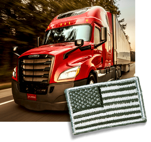 Military Trucking Jobs for Veterans - Up to $75,000 Yearly